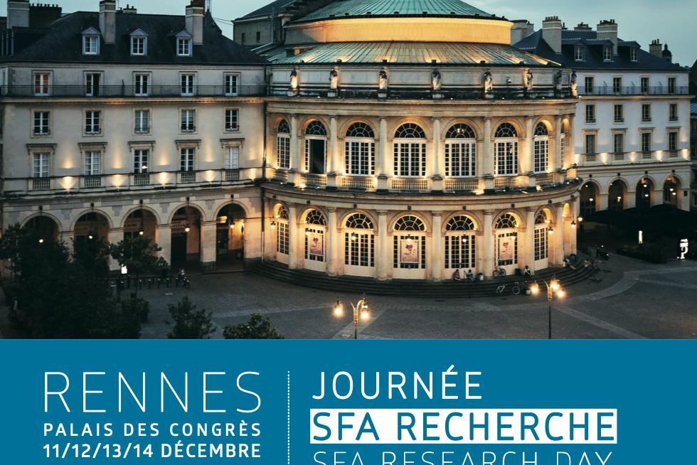 Congres de la Société Francophone d'arthroscopie 2019